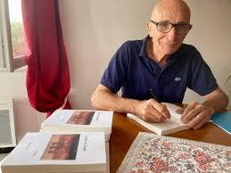 """Interview de Jacques Becq de l'association """"Poètes des Hautes Terres"""" de Valensole"""
